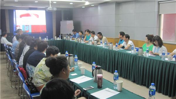 上海市:新疆乌鲁木齐市献血组织者我办交流